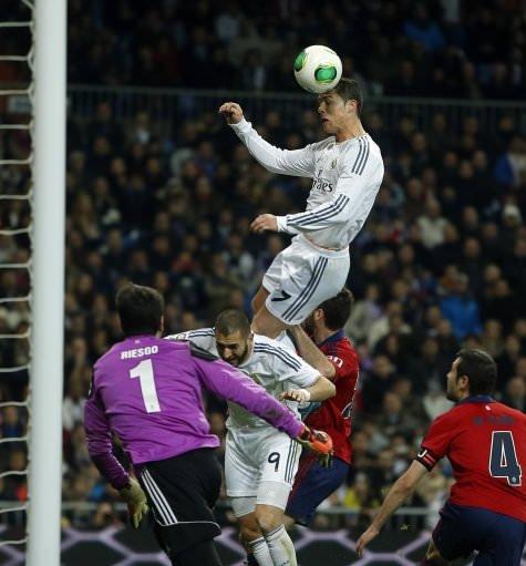 Ronaldo'nun Galler'e attığı gol olay oldu!