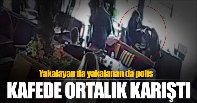 İş adamına FETÖ şantajı! Polislere suçüstü