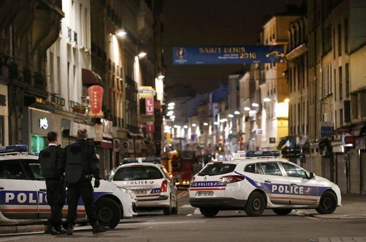 Fransız polisinden dev operasyon