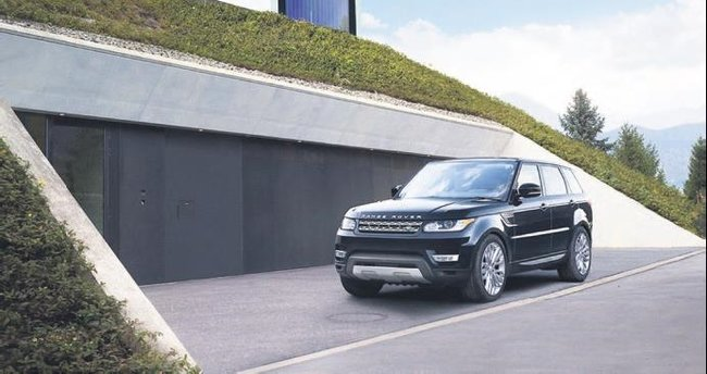 Range Rover Sport'a 2.0 lt'lik dizel motor