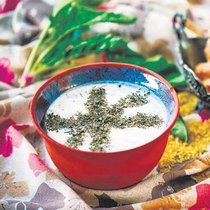 Sıcak güne soğuk çorba