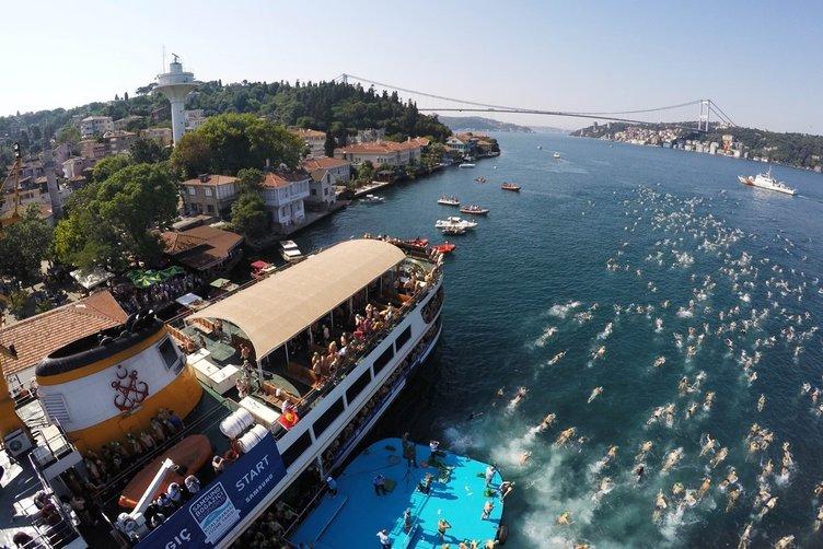 Boğaziçi Kıtalararası Yüzme Yarışı