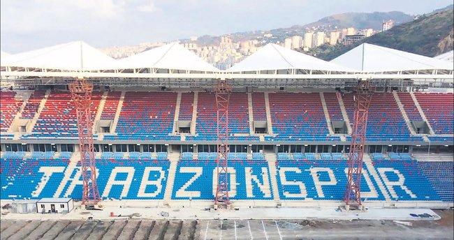 Trabzon'un geleceği Akyazı Stadı