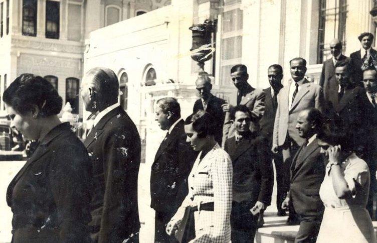 Atatürk'ün çok özel fotoğrafları