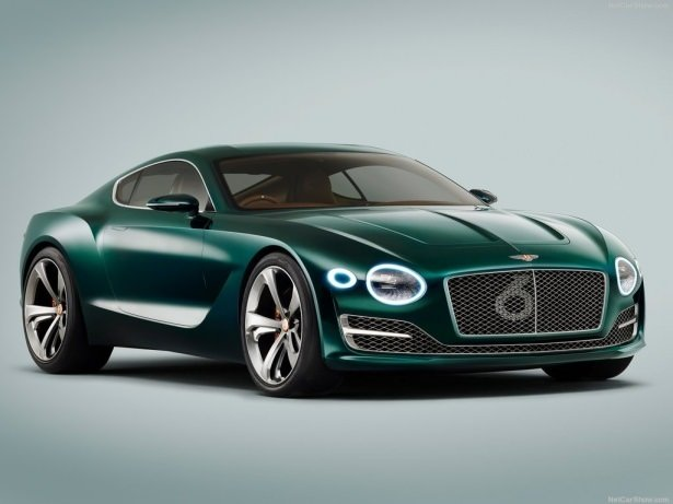 Bentley Cenevre'yi salladı!