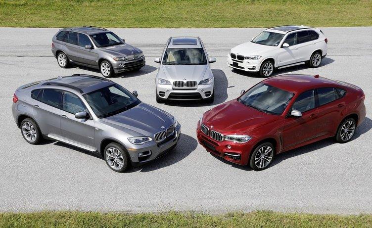 BMW X Serisi 15 yaşında