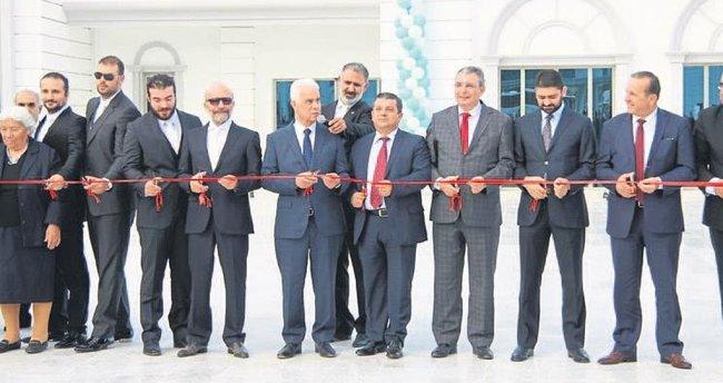 Dr. Suat Günsel Hastanesi açıldı