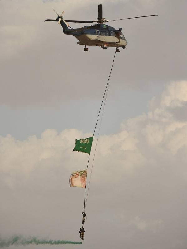 Suudi Arabistan, Orta Doğu tarihinin en büyük tatbikatını yaptı