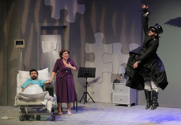 Ziyaretçi Samsun'da sahneledi