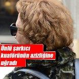 Sertab Erener kuaförünün azizliğine uğradı