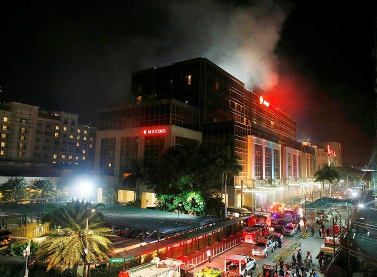 Filipinler'de gazinoya saldırı! Çok sayıda ölü var