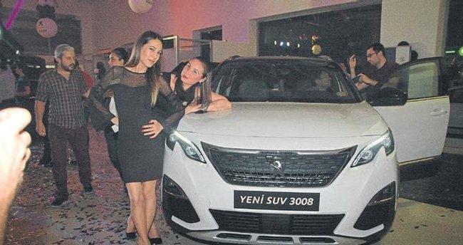 Yeni model Antalya'da tanıtıldı