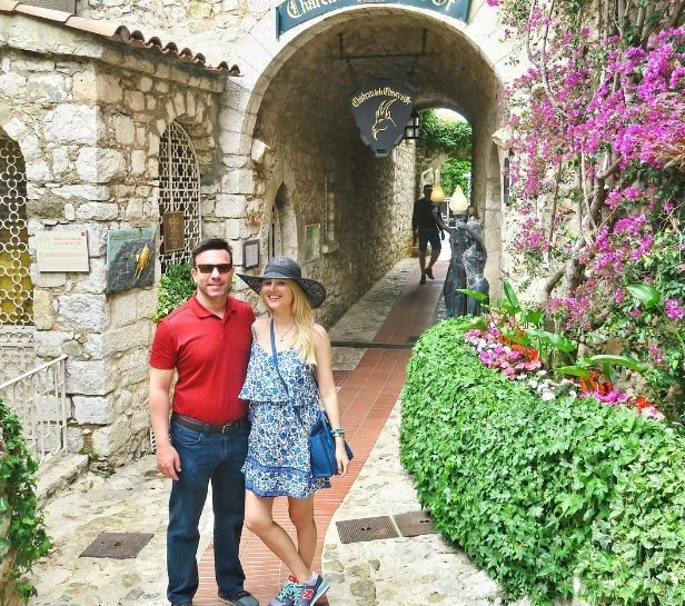 Tatil için Monako'yu seçti