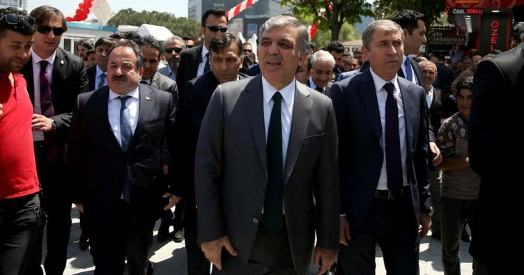Son dakika: Abdullah Gül'den Deniz Baykal'a yanıt
