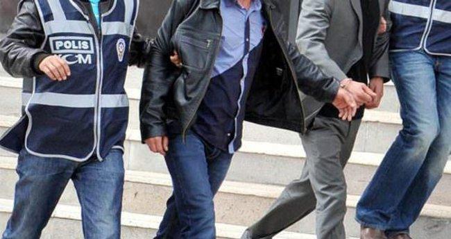 Elazığ'da PKK operasyonunda 8 şüpheli tutuklandı!