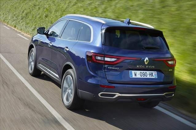 Yeni Renault Koleos Türkiye yolunda