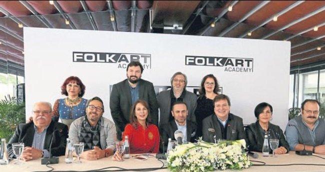 Folkart Academy kuruldu
