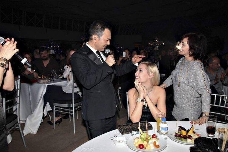 Serdar'ın nişanlısı Chole manken çıktı