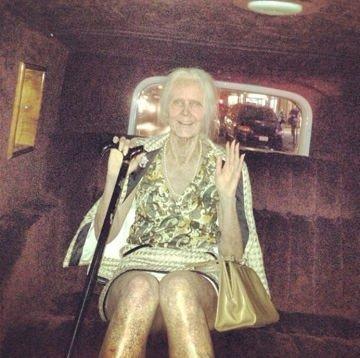 Heidi Klum'un şok eden görüntüsü