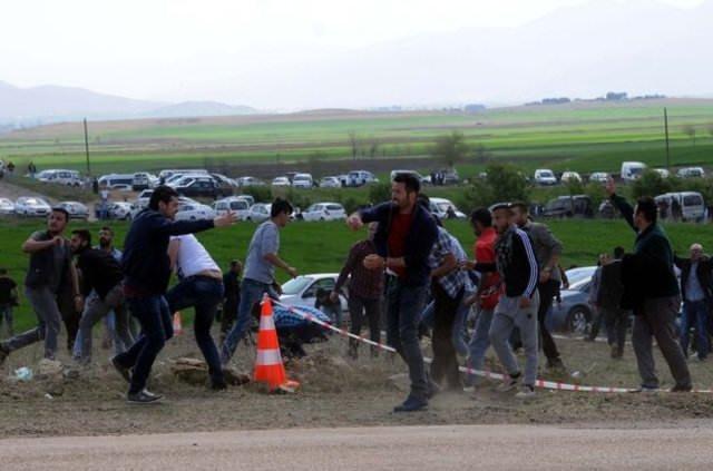 Çadır kente karşı utanç eylemi!