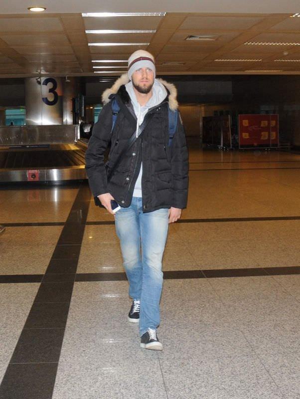 Alexander Milosevic, İstanbul'da