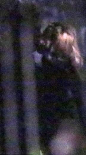 Tim Burton aldatırken yakalandı