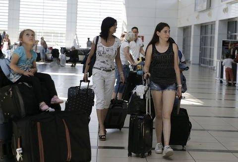 Mayıs ayı turizm istatistikleri açıklandı