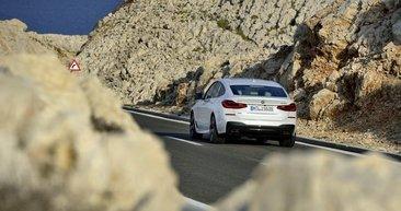 İşte yeni BMW 6 Serisi GT modelini tanıttı!