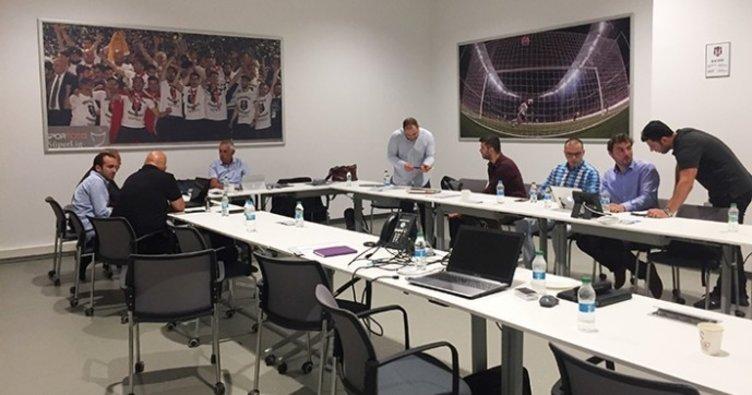 UEFA, Vodafone Park'ta incelemelerde bulundu
