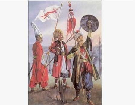İşte Osmanlı'nın askerleri