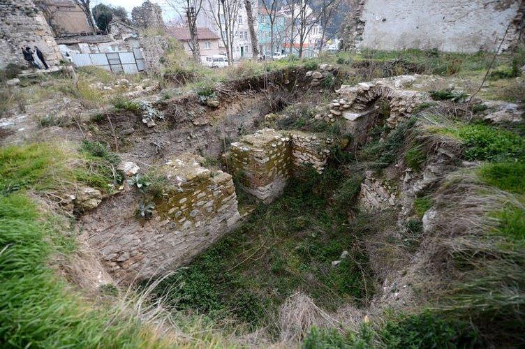 2 bin 300 yıllık infaz odaları gün yüzüne çıktı