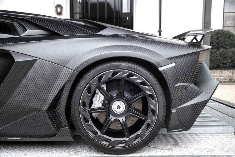 3,1 milyon sterlinlik Lamborghini aldı
