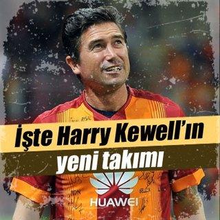 İşte Harry Kewell'ın yeni takımı
