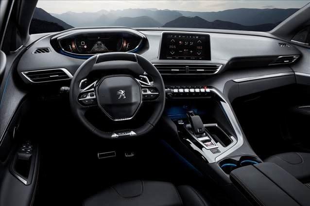 İşte Peugeot 3008 GT