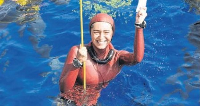 Şahika Ercümen, dünya ikincisi oldu