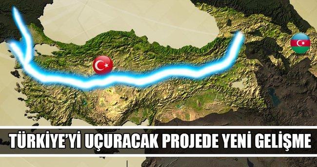 Türkiye'yi uçuracak projede yeni gelişme
