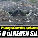 Pentagon: