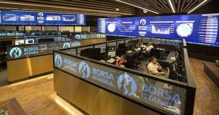Borsa'da tüm zamanların en yüksek seviyesi