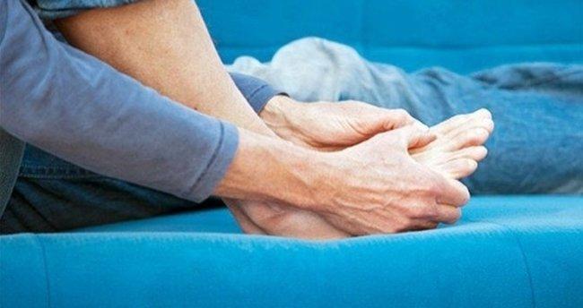 Gut hastalığından etkilenen eklemler…