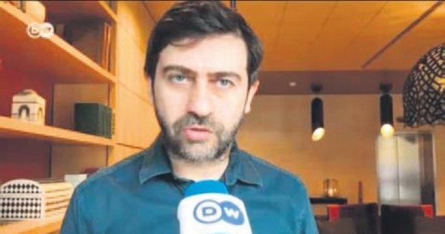 ALMANLAR ÖDÜLÜ VERDİ TÜRKİYE'YE SALDIRDI