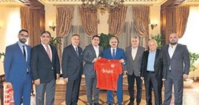 Vali Antalyaspor'dan umutlu
