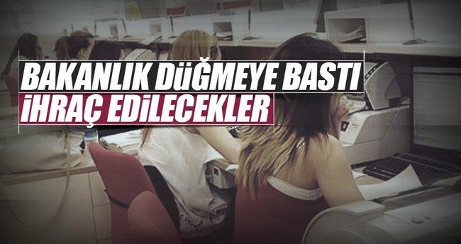 PKK bağlantılı kamu çalışanlarına ihraç