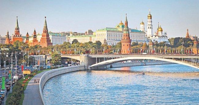 Soğuk kuzeyin sıcak adresi Moskova