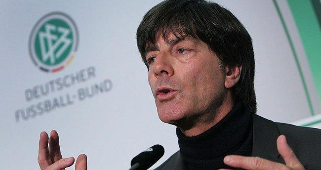 Joachim Löw'ün sözleşmesi uzatıldı
