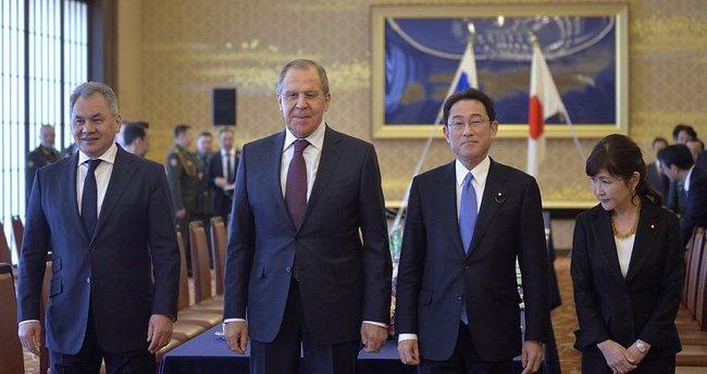 Japonya Dışişleri Bakanı: Lavrov güçlü bir diplomat