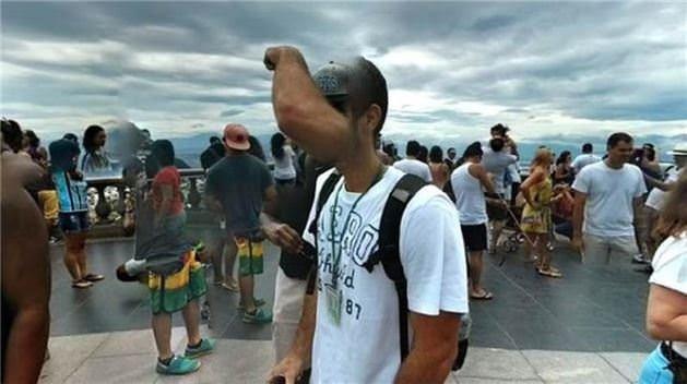 Google Street View'e yansıyan enteresan kareler