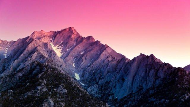 Nefes kesen dağ manzaraları