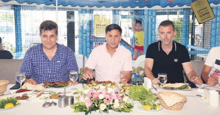 İzzet Yıldızhan Bursa'ya yatırım yapmaya hazırlanıyor