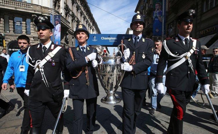 İtalyan polisinden Beşiktaş'a şok uyarı!