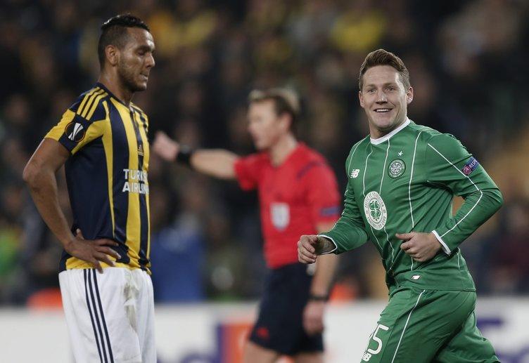 Fenerbahçe Celtic maçının kareleri